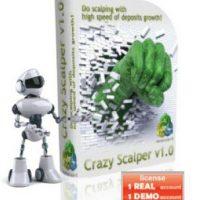 Торговый советник «Crazy Scalper ver.1.0MM+»