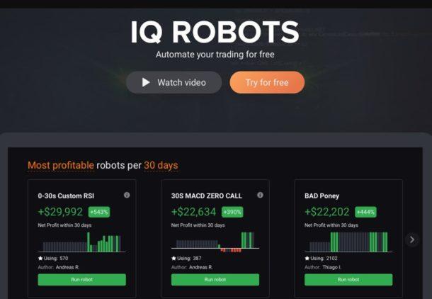 Робот бинарных опционов по надежности daxx криптовалюта