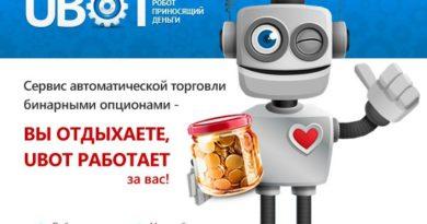 Робот автоматической торговли U-BOT и отзывы