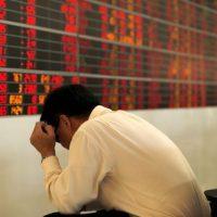 Финансовый обвал в Китае