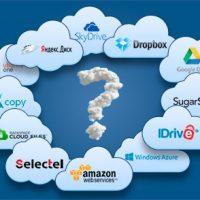 Какое облачное хранилище выбрать?
