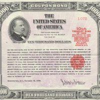 Россия продает государственные облигации США